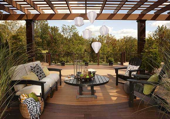 Outdoor Furniture Decks Amp Patios Dulles Va Holloway