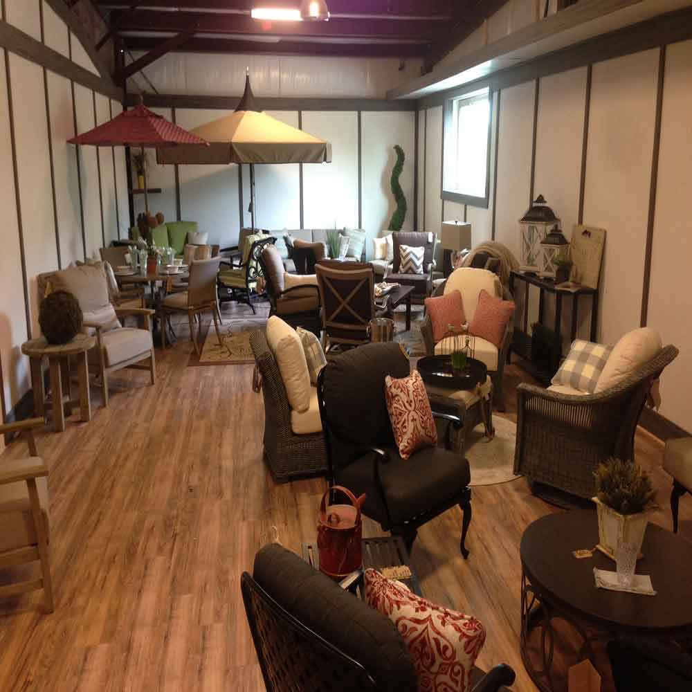 Patio Furniture, Grills, Hot Tubs & More