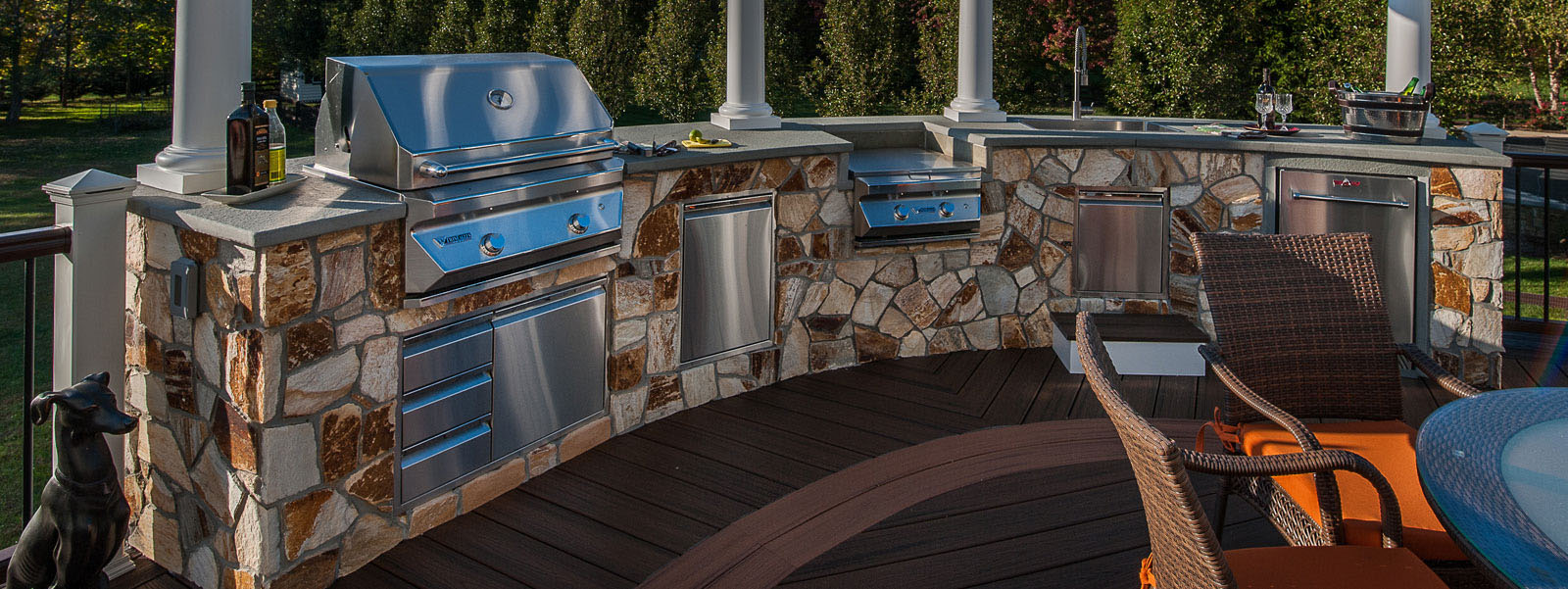 Decks Patios Porches Dulles Va Holloway Company