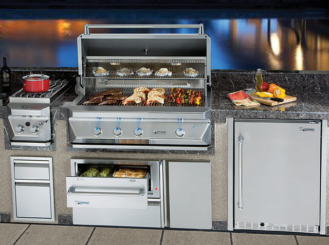 Grills and Outdoor Appliances | Dulles, VA | Holloway Company