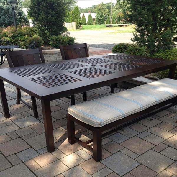 Beautiful Patio Furniture And Outdoor Design
