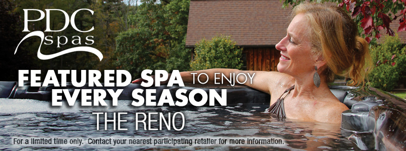 Reno Luxury Hot Tub Sale